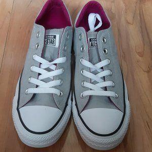 Womens Grey Converse